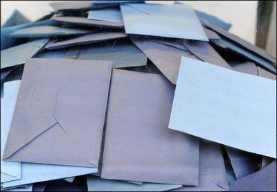 Enveloppe vote-PRD